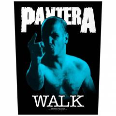 Pantera Rückenaufnäher Walk