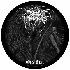 Darkthrone Rückenaufnäher Old Star