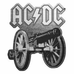 Pin AC/DC For those about to rock