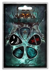 Plektrum Pack Disturbed Evolution