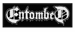 Entombed Logo Aufnäher