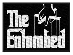 Entombed Aufnäher Godfather Logo
