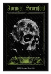 Avenged Sevenfold Aufnäher Vortex Skull