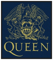 Aufnäher Queen Crest
