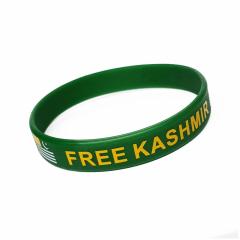 Silikon Armband Free Kashmir