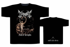 Mayhem - Fall of Seraphs T Shirt
