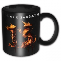 Black Sabbath 13 - Kaffeebecher