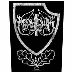 Rückenaufnäher von Marduk - Panzer Crest