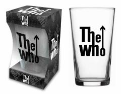 Bierglas - The Who - Logo