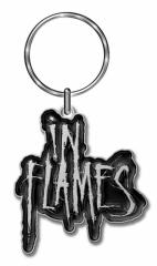 In Flames - Logo - Schlüsselanhänger