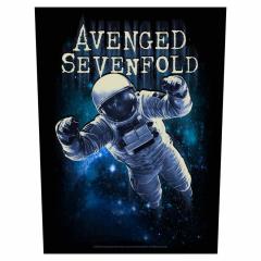 Avenged Sevenfold Rückenaufnäher Astronaut