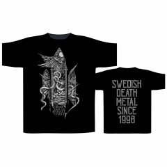 official Merchandise Fan Shirt - At the Gates - Swedish Death Metal