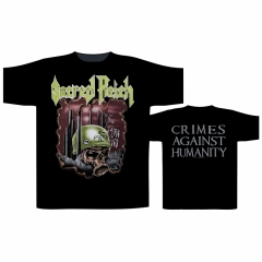 Sacred Reich Bandshirt - Crimes Against Humanity