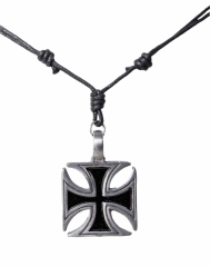 Necklace with pendant Iron Cross