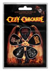 Plektrum Pack Ozzy Osbourne