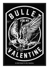 Bullet For My Valentine Aufnäher Eagle