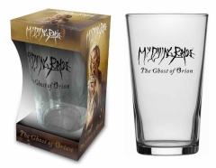 My dying bride Trinkglas The ghost of orion
