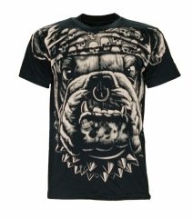 Biker T-Shirt The Dog