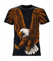 Biker T-Shirt Adler