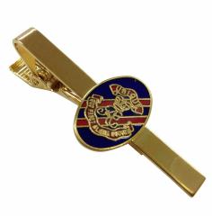 Krawattennadel aus Metall mit Königlicher Artillerie Englands