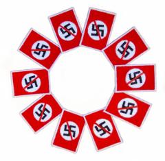 Anti Nazi - Aufnäher Pack