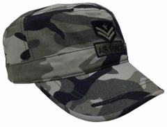 Armee Kappe Airforce Camouflage