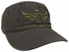 Armee Kappe Ray Wolf grau