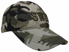 Armee Cap SWAT Camouflage