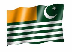 Kashmir - Fahne