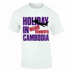 Dead Kennedys - T-Shirt - Holiday in Cambodia