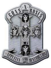 Guns n Roses Anstecker Appetite