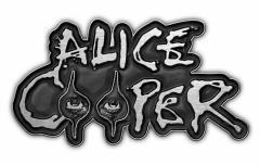 Alice Cooper Eyes Anstecker