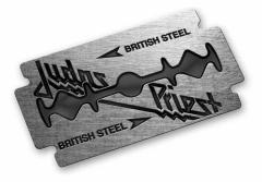 Judas Priest British Steel Anstecker