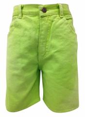 Kinder Shorts Grün