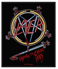 Slayer Aufnäher Haunting The Chapel