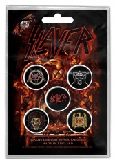 Button Pack - Slayer Eagle