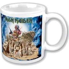 Merchandise Tasse Iron  Maiden - Somewhere back in time