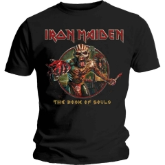 Iron Maiden T Shirt The book of souls - Eddie's Heart