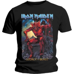 Iron Maiden T Shirt Legacy of the beast
