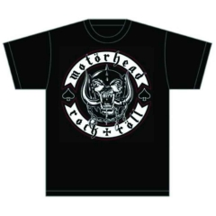 Motörhead - Biker Badge - T Shirt