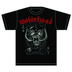 Motörhead -  Playing Card - T Shirt