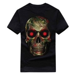 T-Shirt Totenkopf (Glow in the dark)