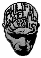 Anstecker Philip H. Anselmo & the Illegals Logo