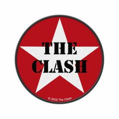 Aufnäher The Clash Star Logo