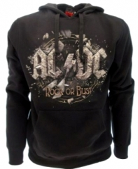 Offizielles Band Merchandise Hoodie - AC/DC ROCK OR BUST