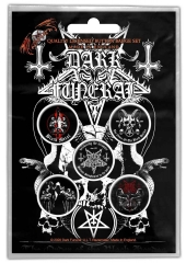 Button Pack - Dark Funeral - Black Metal