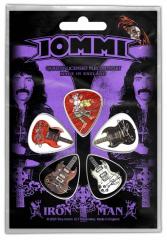 Plektrum Pack Toni Iommi - Iron Man