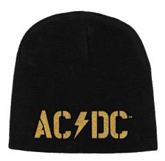 AC/DC - Logo Beanie Mütze