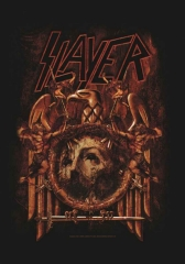 Slayer Posterfahne Repentless Eagle