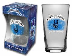 Metallica Trinkglas Ride the lightning